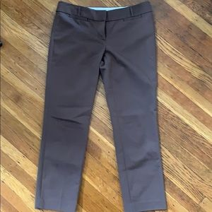 Cropped Work pant